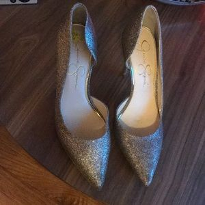 4-inch formal heels